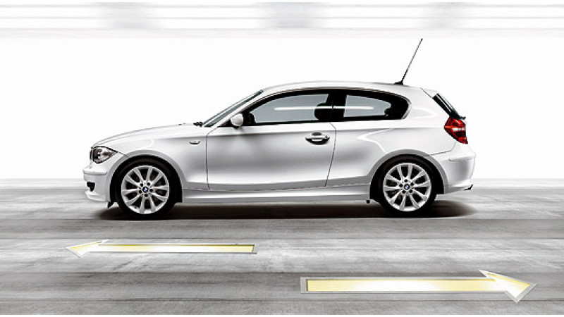 Bmw To Roll Out New 1 Series Hatchback In India By 2013