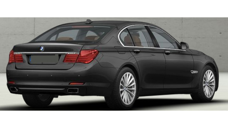 New BMW 7 Series in India