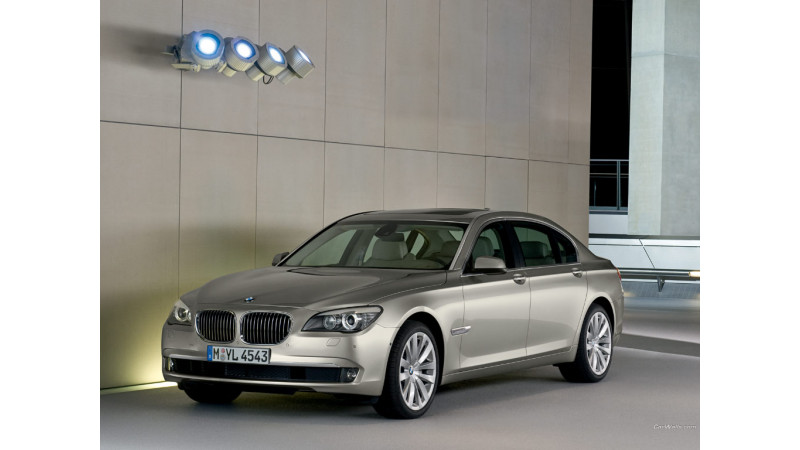 BMW 7 Series in India