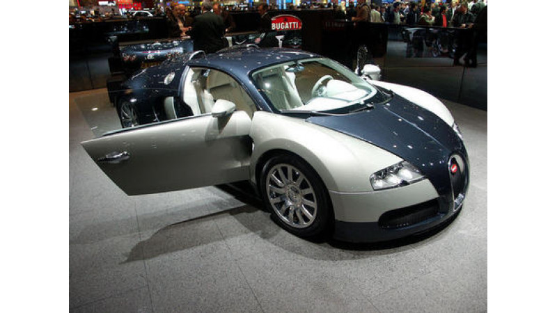 Volkswagen Plans To Bring Rs 12 Crore Bugatti Veyron To India