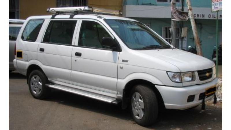 Smaller SUVs from General Motors