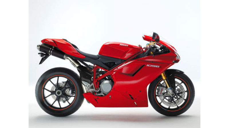 Ducati to Open its First Showroom in India