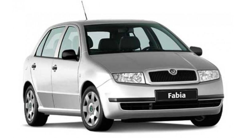 Three New Variants of Skoda Fabia