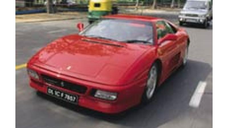 Tata-Fiat To Bring Maserati and Ferrari to India