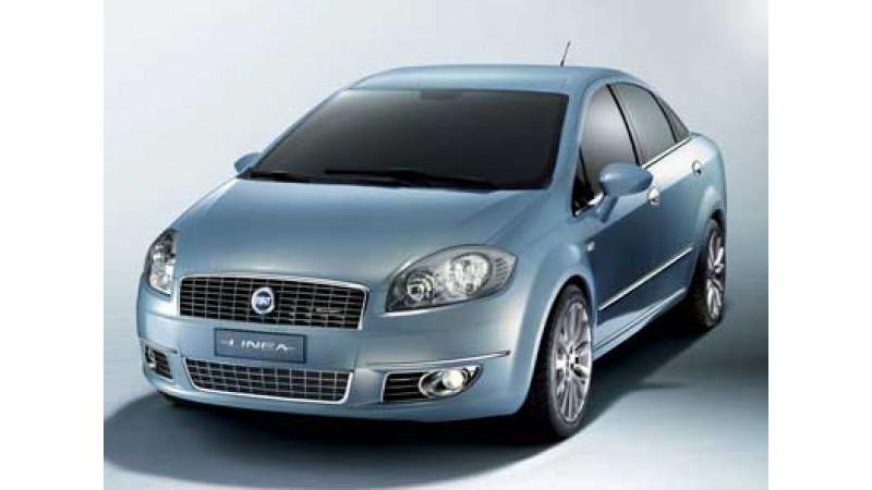 Fiat Linea Reaches Dealers