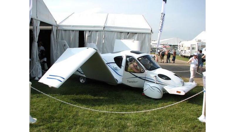 Worlds First Flying Car Ready to Take Off Next Month!
