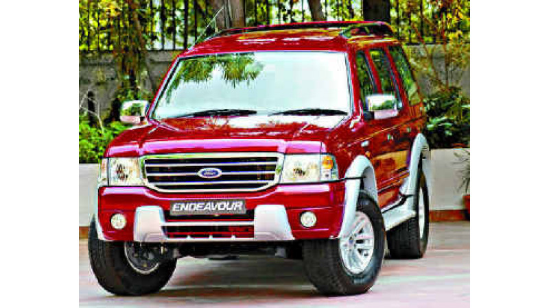 Ford Endeavour Automatic