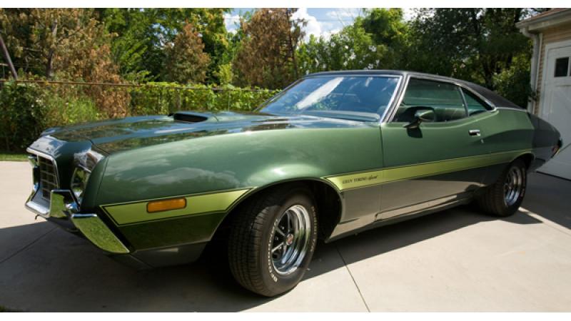 Gran Torino - Clint Eastwood meets Cars!