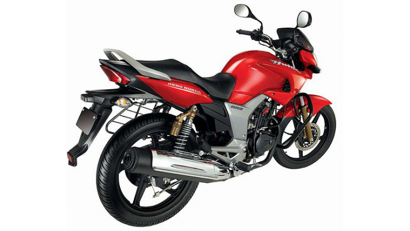 Hero Honda Sales Up