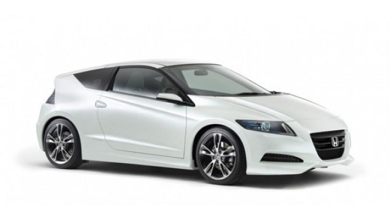 New Honda Cr Z Revealed