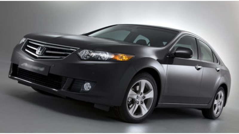 Honda Launched New Accord V6