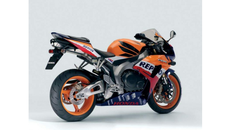 Honda Sells Super Bikes At Premium
