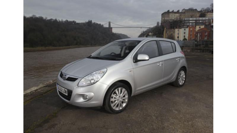Hyundai i20 in India on December 28th