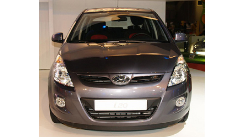 Hyundai Launches i20 Diesel Model; Automatic in India