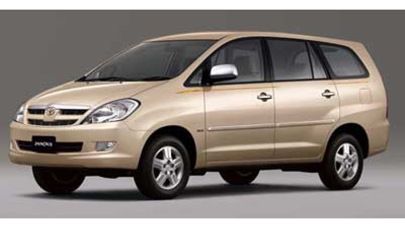 Innova CNG Launched in India