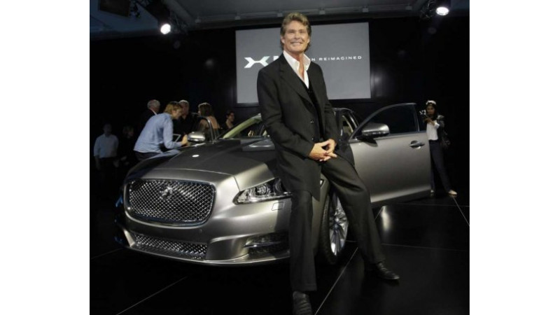 New Jaguar XJ Launched in London by Tata Motors