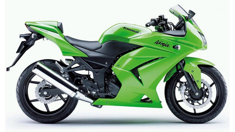 Kawasaki Ninja from Bajaj This Year