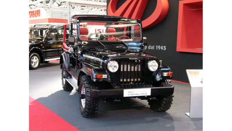 Mahindra Thar Is Launching On 21st December With Price Tag Between 6