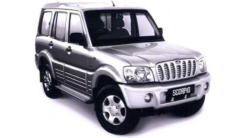 New Scorpio from Mahindra