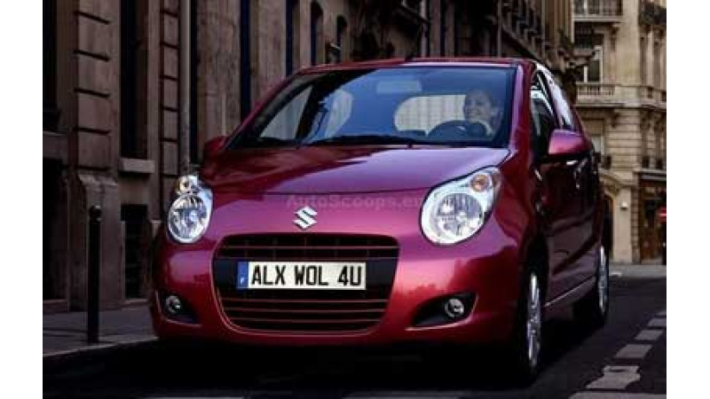 Nissan to Sell Maruti A Star in the UK