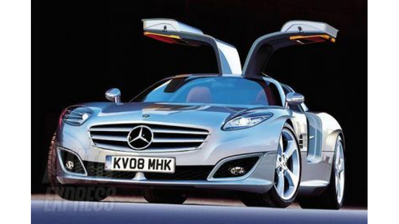 Mercedes SLS AMG On Sale In Germany, Rs. 1.5 Crore Price Tag For India