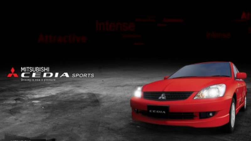 Mitsubishis New Niche Model and new Cedia Sports in India