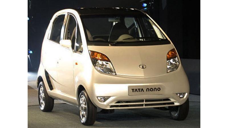 Tata Motors Compensates its Nano Vendors