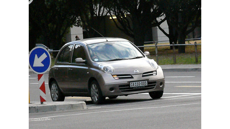 Nissan Micra  Made in India