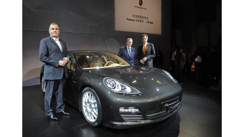 Porsche presents new Gran Turismo