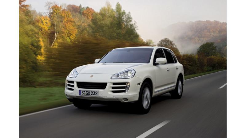 Porsche Cayenne Diesel Coming to India