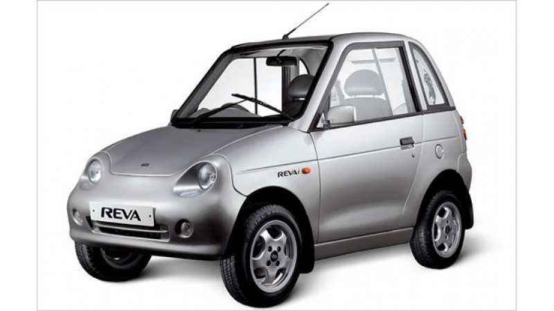 New Electric Car from Reva