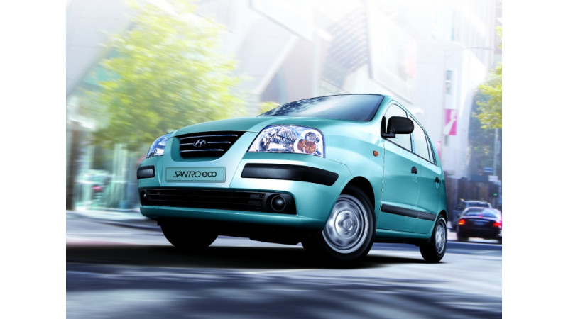 Hyundai Santro to be the Next Taxi in Mumbai
