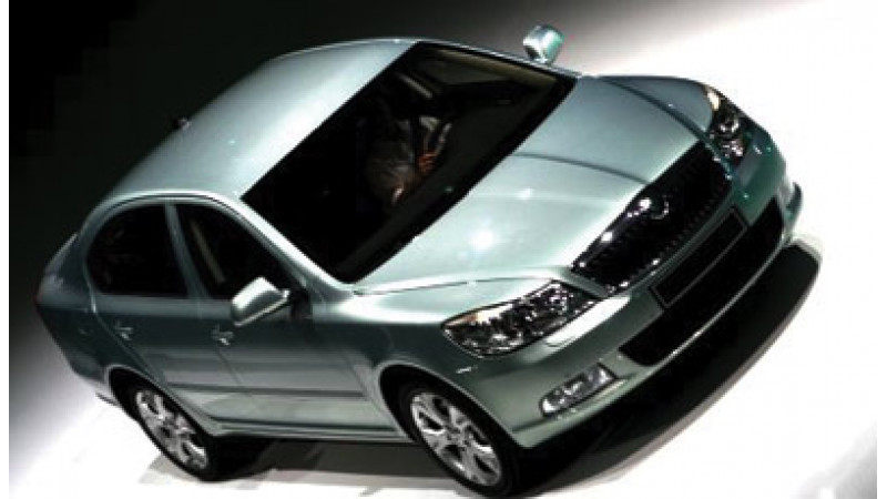 New Skoda Laura Launched in India