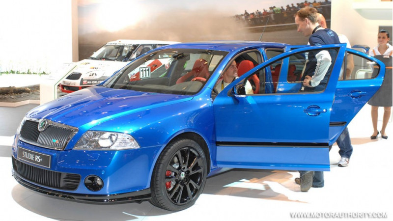 New Skoda Laura RS Variants Next Year