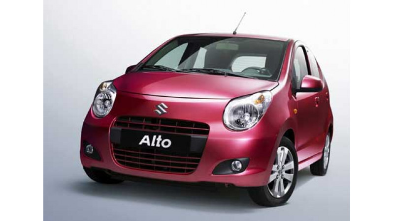 New Maruti Alto in India