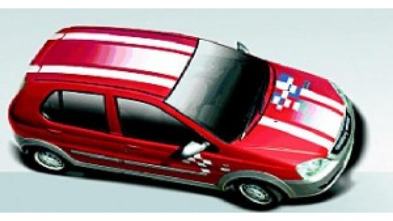 New Sporty Indica Xeta from Tata Motors