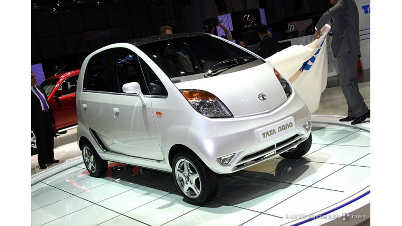 Tata Nano bookings about to open - booking amount Rs.70,000