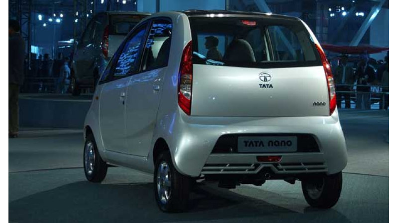 Tata Nano to Hit Nigerian Markets Next Year