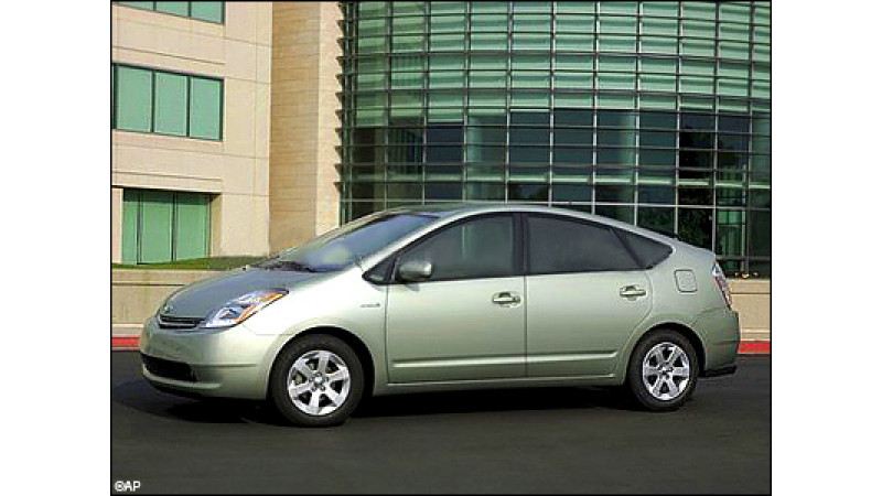 Now Toyota Prius Models With Brake Problems