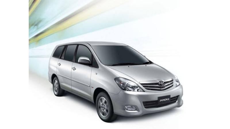 Toyota Launches New Innova