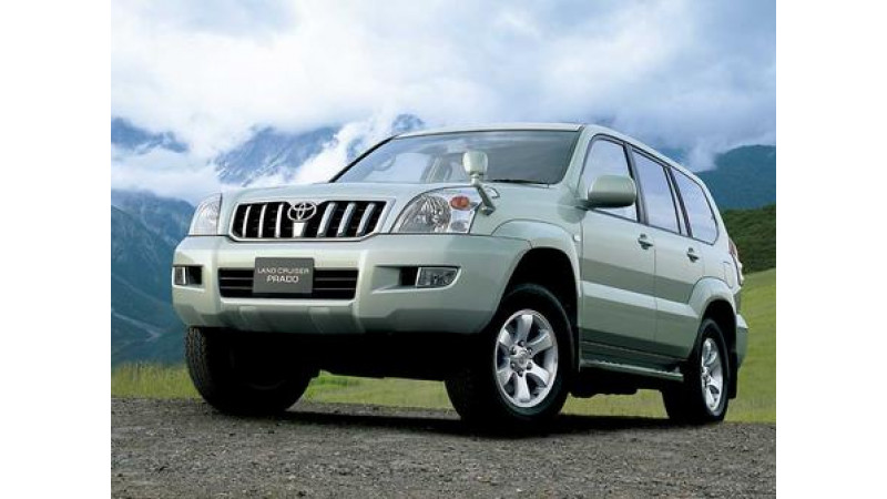 Toyota Launches Land Cruiser