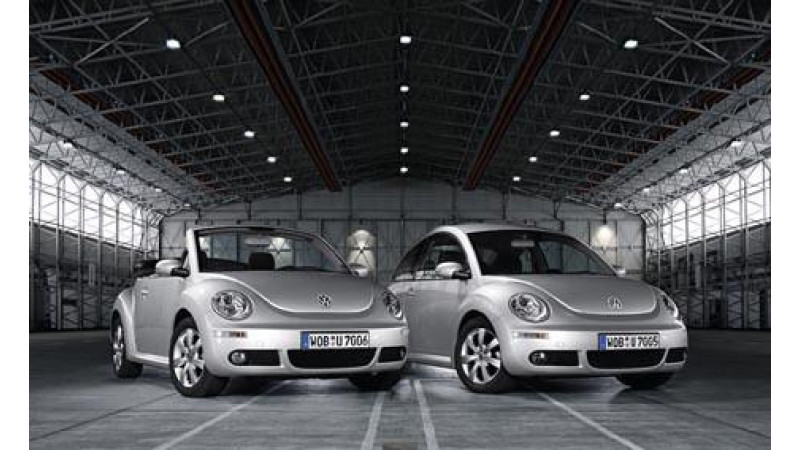 Volkswagen Beetle Coming to India Next Year