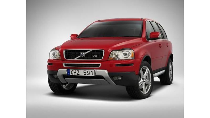 Volvo Sales Dip in 2008