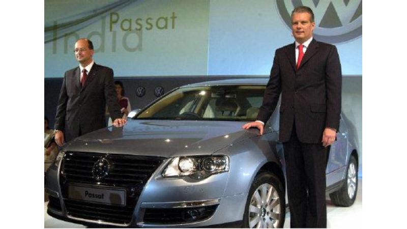 Volkswagen Optimistic About Indian Car Market