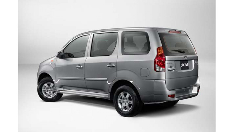 Mahindra Xylo MPV Coming Up with ABS