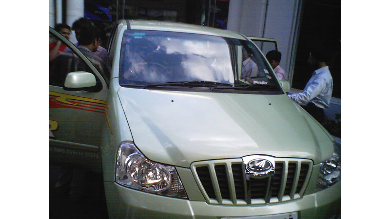 Mahindra Xylo - a User Review