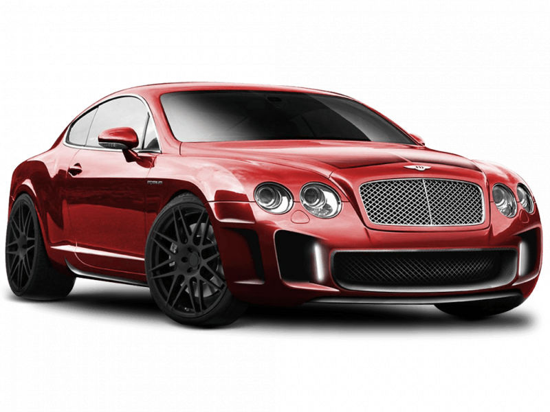 Beautiful Bentley Continental GT Images