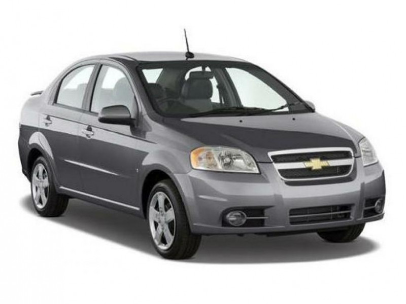 Chevrolet Aveo Photos, Interior, Exterior Car Images ...