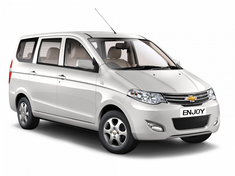 Chevrolet Enjoy Pics, Review, Spec, Mileage | CarTrade