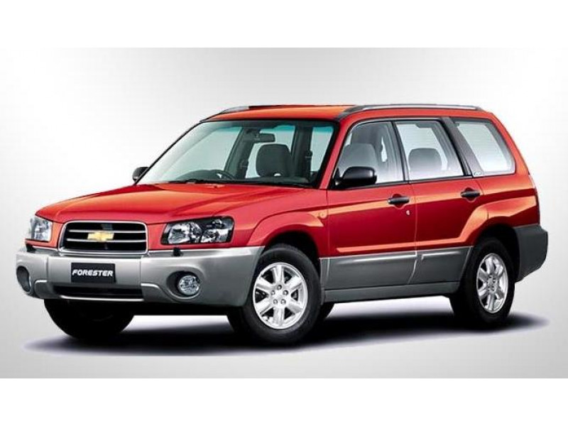 Chevrolet Forester Mileage Forester Diesel Mileage Cartrade